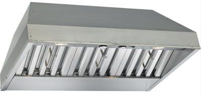 """Best Coperto 34.38"""" Built In Range Hood-Stainless Steel-CP34I369SB"""