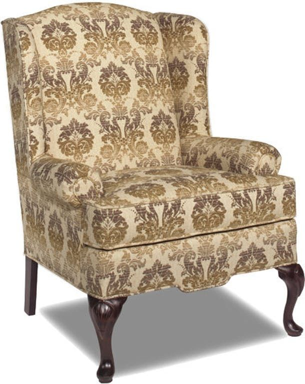 Craftmaster Farmhouse Living Room Accent Chair-017510