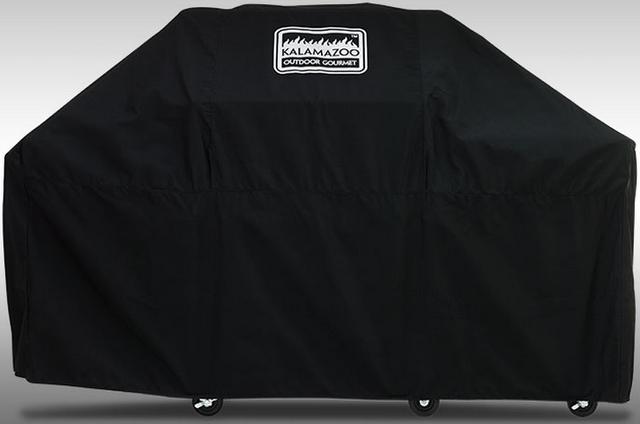 Kalamazoo Outdoor Gourmet Sunbrella Cover for Grill-Black-AC-GJ-750HS
