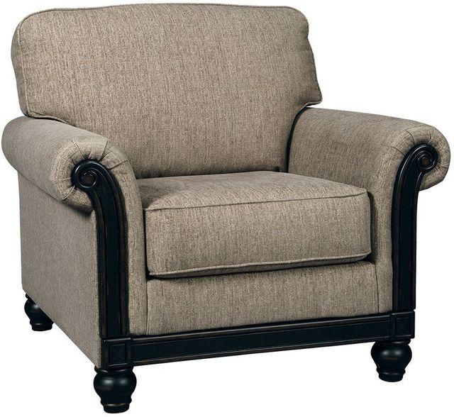 Ashley® Blackwood Taupe Chair-3350320
