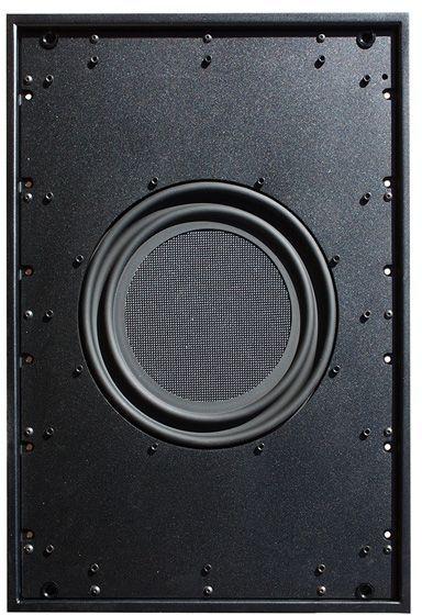 "James Loudspeaker® 10"" Shallow Depth In-Wall Subwoofer-QX1010"