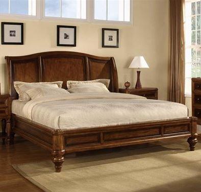 Wynwood Brendon Sleigh Bed-1950-92Q
