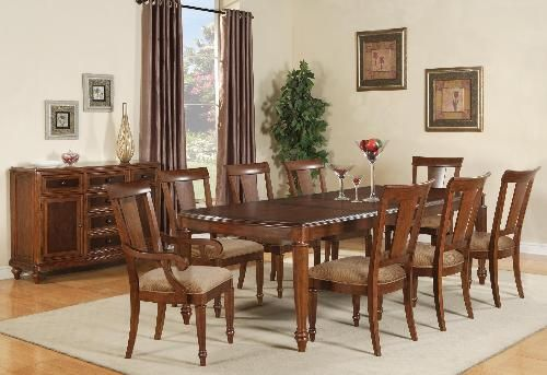 Wynwood Brendon Dining Table and Chair Set-1950-SET
