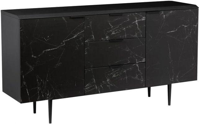 Moe's Home Collections Medici Black Sideboard-ER-2011-07