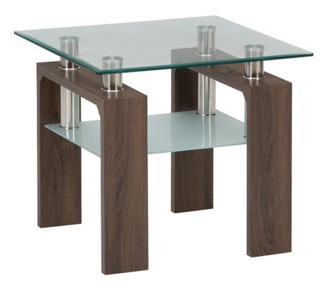 Jofran Inc. Compass End Table-198-3G-B