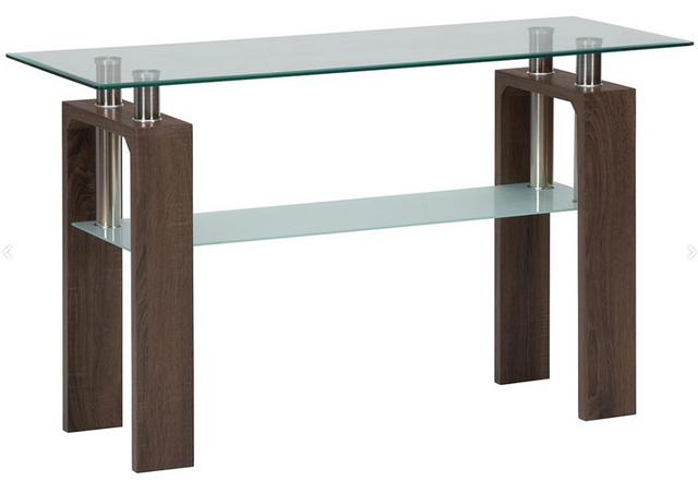Jofran Inc. Compass Sofa Table-198-4B-G