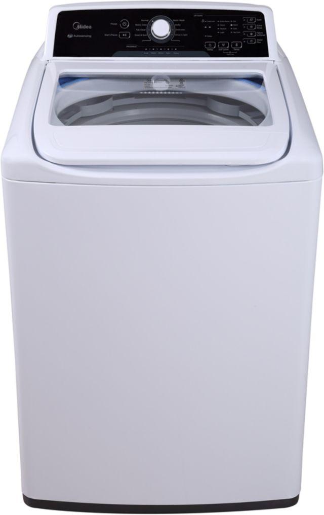 Midea® 4.1 Cu. Ft. Top Load Impeller Washer-MLV41N1AWW