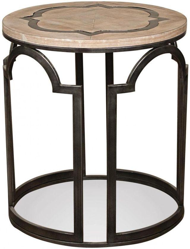 Riverside Furniture Estelle Round Side Table-20109