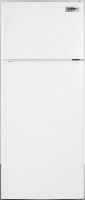 Summit® 10.3 Cu. Ft. Top Freezer Refrigerator-White-FF1118WIM