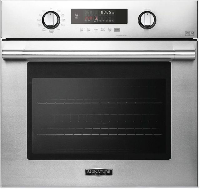 """Signature Kitchen Suite 29.75"""" Stainless Steel Electric Single Oven Built In-UPWS3044ST"""