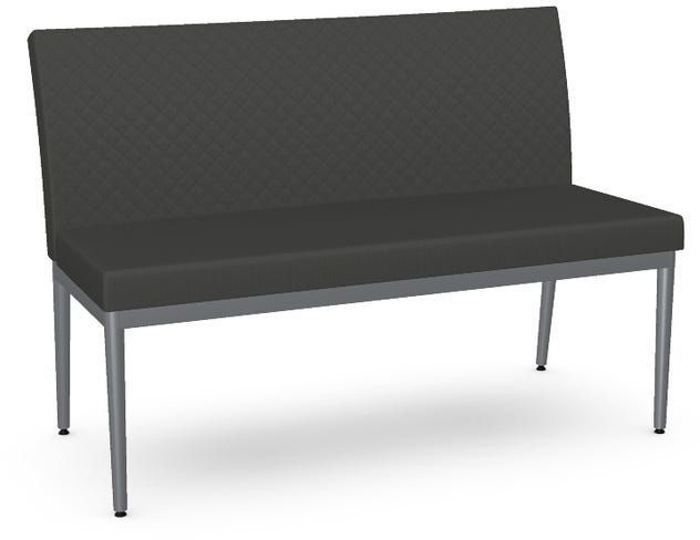 Amisco Monroe Quilted Bench-30474Q