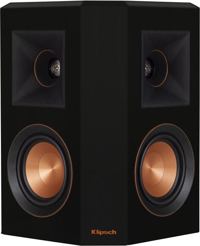 Klipsch® Reference Premiere Piano Black RP-402S Surround Sound Speaker-1065828