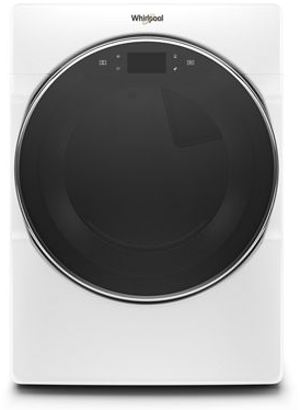 Whirlpool® 7.4 Cu. Ft. White Front Load Electric Dryer-YWED9620HW