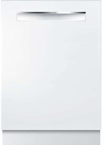"Bosch 800 Series 24"" Built In Dishwasher-White-SHP878WD2N"