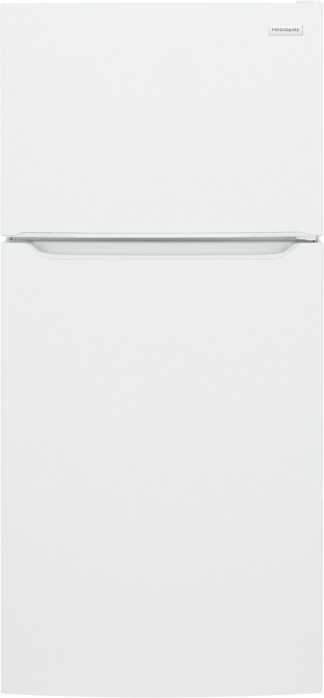 Frigidaire® 20.0 Cu. Ft. White Top Freezer Refrigerator-FFTR2045VW