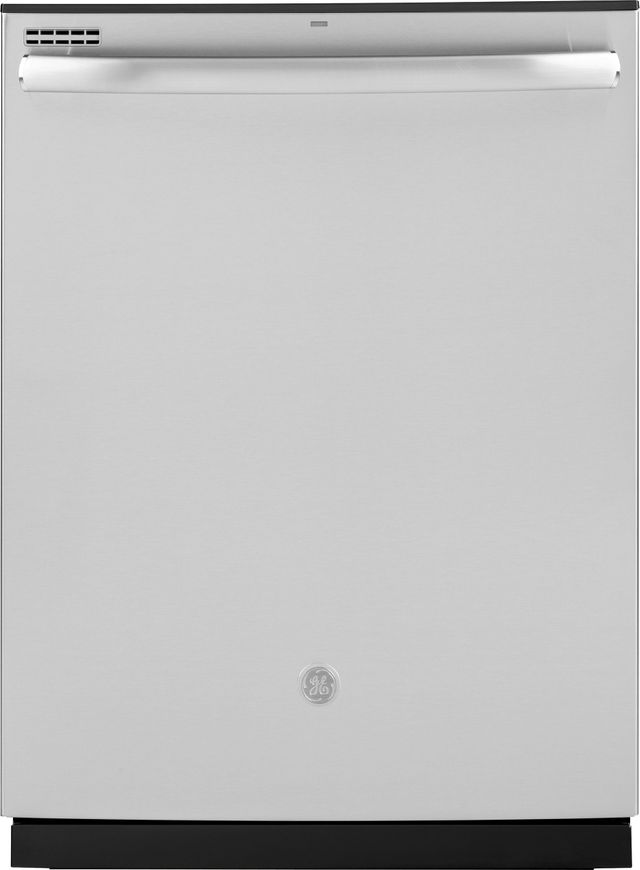 """GE® 24"""" Stainless Steel Built In Dishwasher-GDT605PSMSS"""