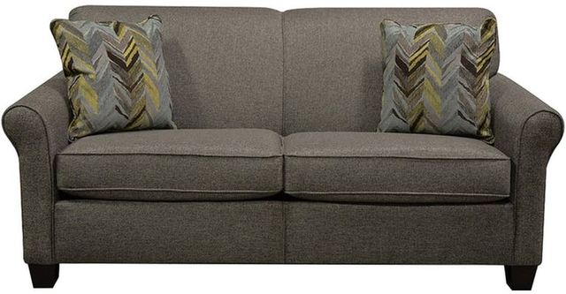 Sam Moore™ Living Room Loki Exposed Wood Chair-4638