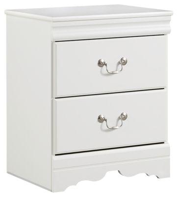 Signature Design by Ashley® Anarasia White Nightstand-B129-92