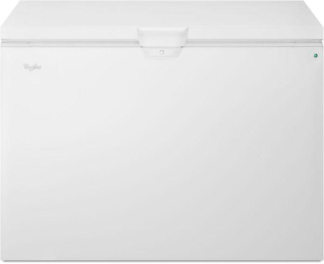 Whirlpool® 15 Cu. Ft. Chest Freezer-White-WZC5415DW