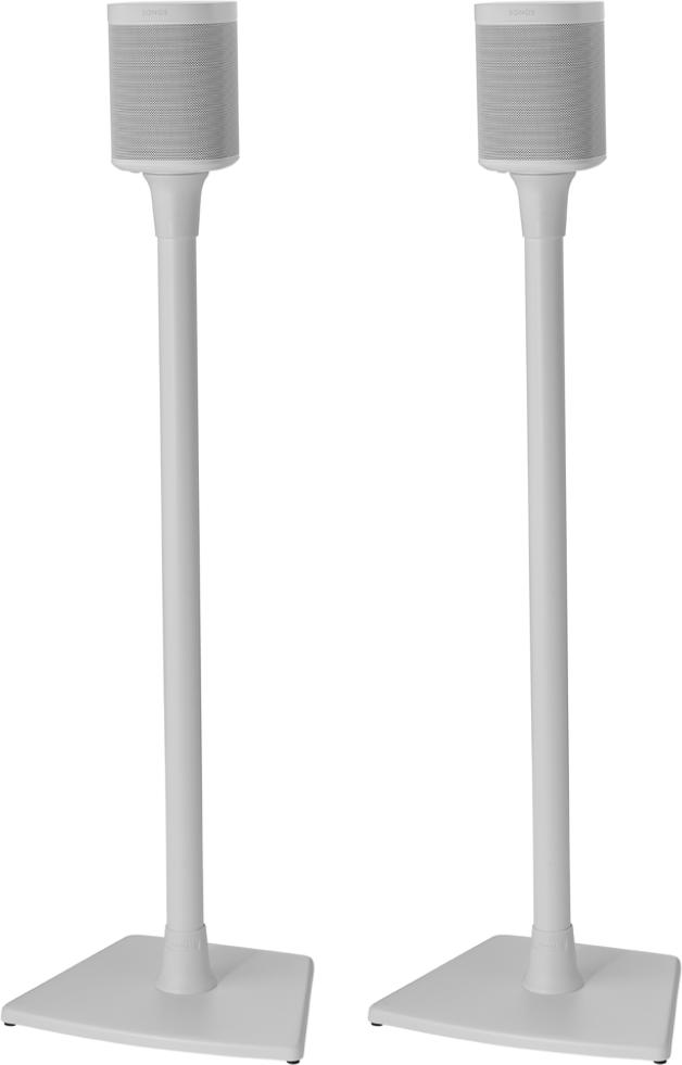 Sanus® WSS22 White Wireless Speaker Stands (Pair)-WSS22-W1