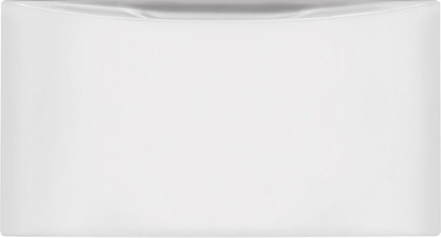 "Electrolux Laundry 27"" Island White Laundry Pedestal-EPWD257UIW"