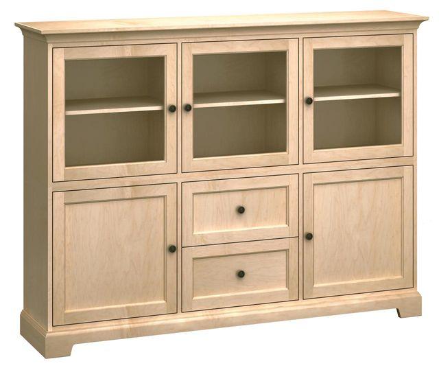 "Howard Miller® Custom Home 73"" Storage Cabinet-HS73F"