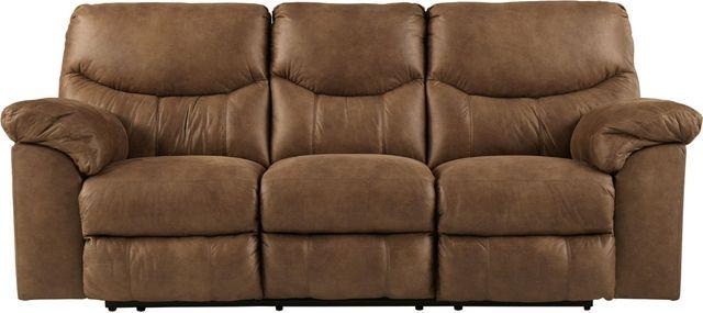 Signature Design by Ashley® Boxberg Bark Reclining Sofa-3380288