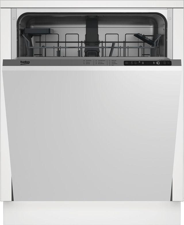 "Beko 24"" Panel Ready Built In Dishwasher-DIN25401"