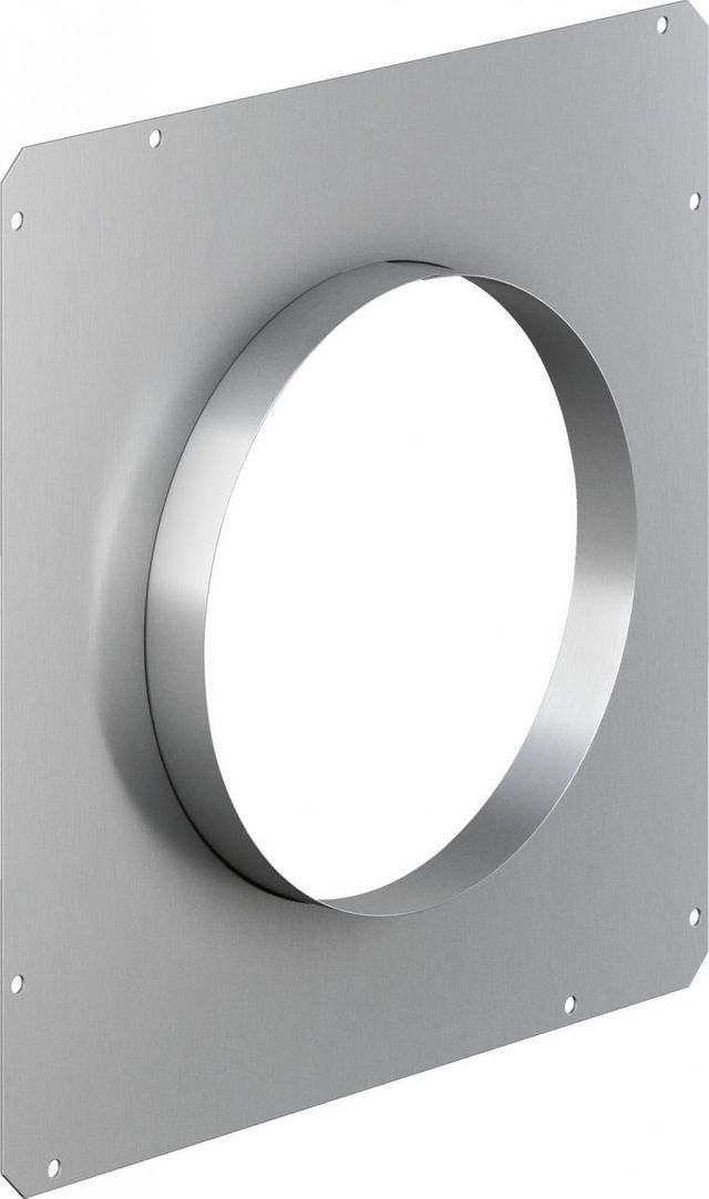 """Bosch 8"""" Stainless Steel Round Front Plate for Downdraft-HDDFTRAN8"""