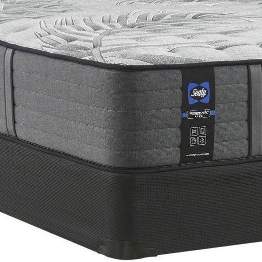 Sealy® Response Posturepedic Plus Q3 Determination II Hybrid Tight Top Medium Queen Mattress-52693751