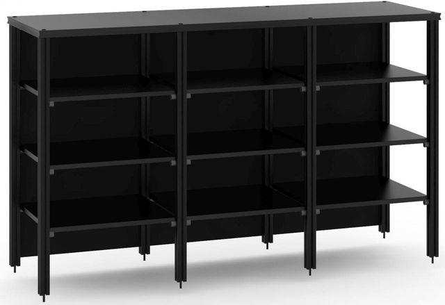 Salamander Designs® Synergy Triple 40 Extension-Black-SLX40B/B
