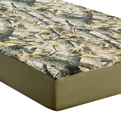 Glideaway® Sleepharmony® Deep Woods Camo Youth Memory Foam Full Mattress-MAT-25YVMDW-F