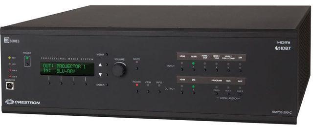 Crestron® 3-Series® DigitalMedia™ Presentation System 200-DMPS3-200-C