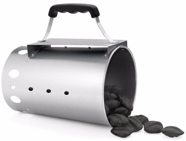 Démarreur de charbon Napoleon® - Acier inoxydable-67800