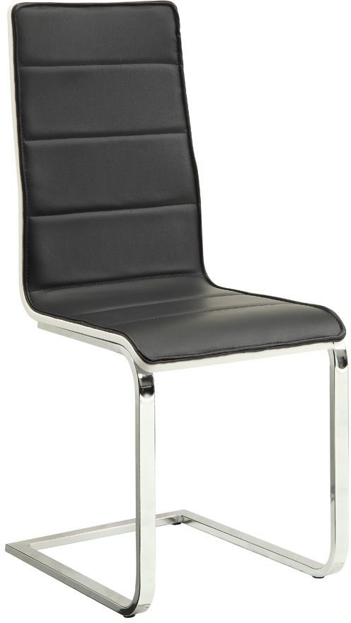Coaster® Broderick Black Dining Side Chair-120948