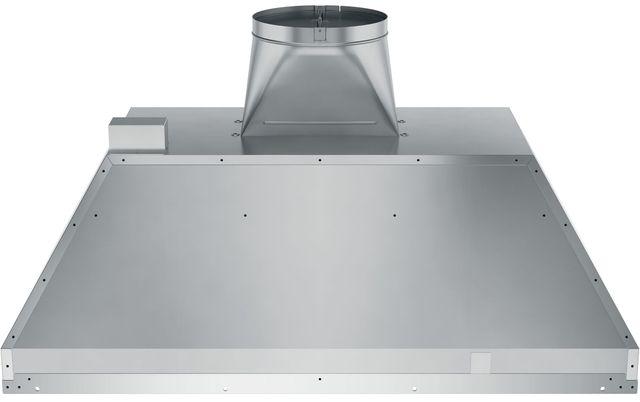 "GE® 36"" Custom Wall Hood-Stainless Steel-UVC9360SLSS"
