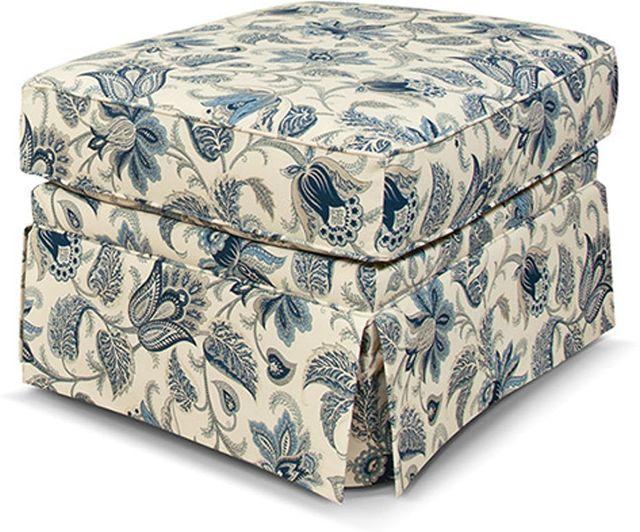 England Furniture® William Ottoman-5337