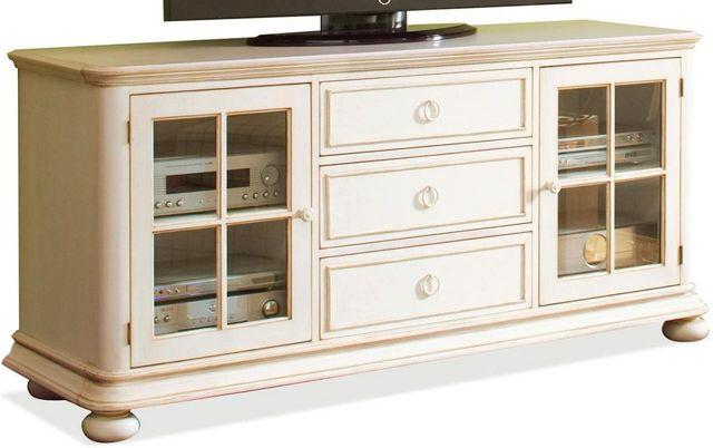 Riverside Furniture Placid Cove 72-Inch TV Console-16740