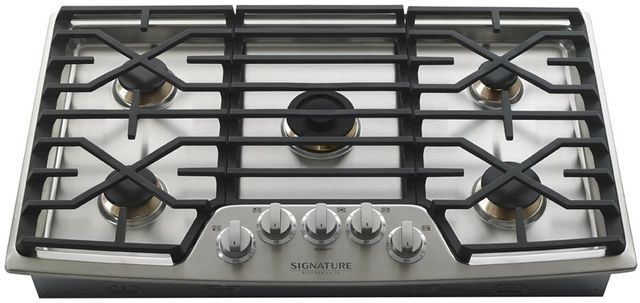 """Signature Kitchen Suite 30"""" Stainless Steel Gas Cooktop-UPCG3054ST"""