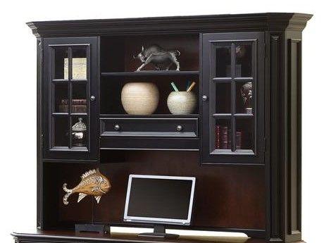 Riverside Furniture Allegro Credenza Hutch-44727