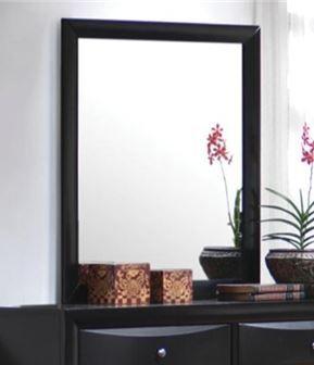 Coaster® Briana Black Dresser MIrror -200704