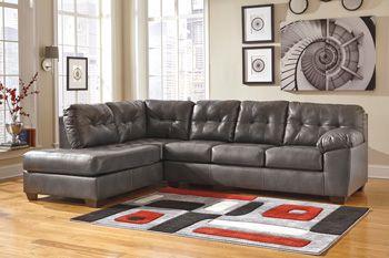Signature Design by Ashley® Alliston Gray Right Arm Facing Sofa-2010267