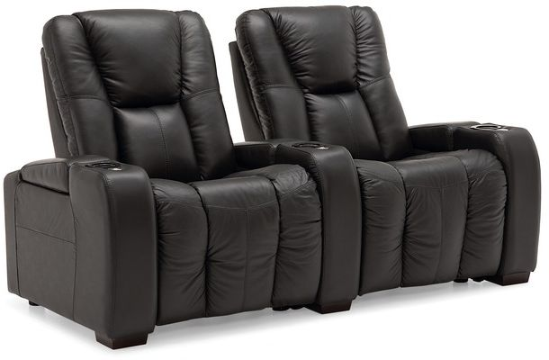 Sièges de cinéma-maison 2 morceaux motorisé Media Palliser Furniture®-41402-1E+3E