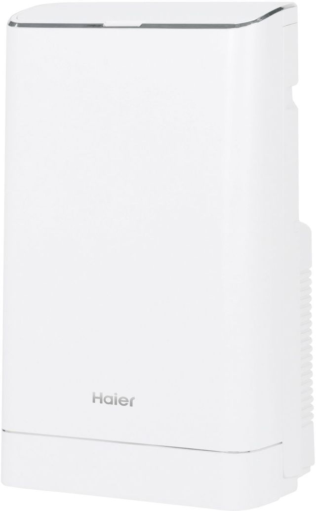 Haier 9,700 BTU's White Portable Air Conditioner