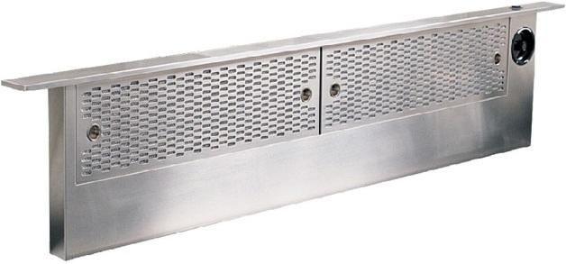 "Dacor® Modernist 48"" Flat Cap Downdraft Ventilation-Stainless Steel-ERV48"