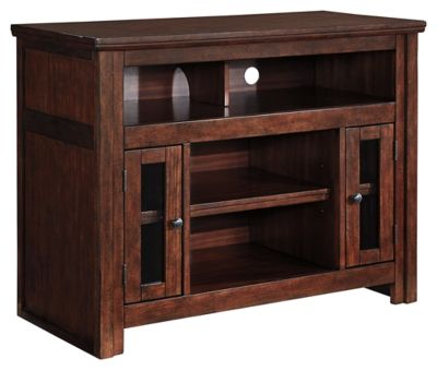 "Signature Design by Ashley® Harpan Reddish Brown 42"" TV Stand-W797-18"