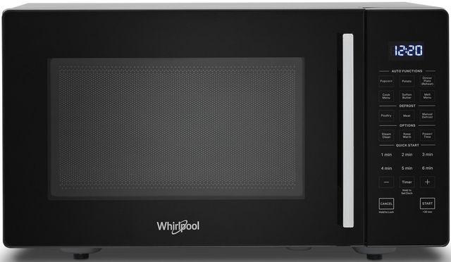 Whirlpool® .9 Cu. Ft. Black Countertop Microwave-WMC30309LB