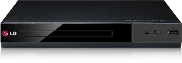 LG USB Direct Recording DVD Player-DP132