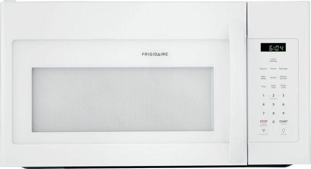 Frigidaire® 1.6 Cu. Ft. White Over The Range Microwave-FFMV1645TW