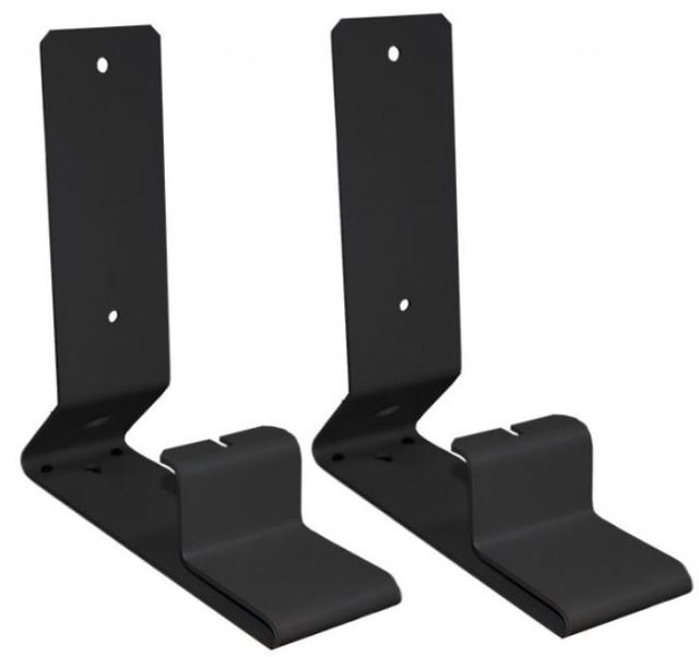 SunBriteTV® Black All-Weather Stand-SB-TS46-BL